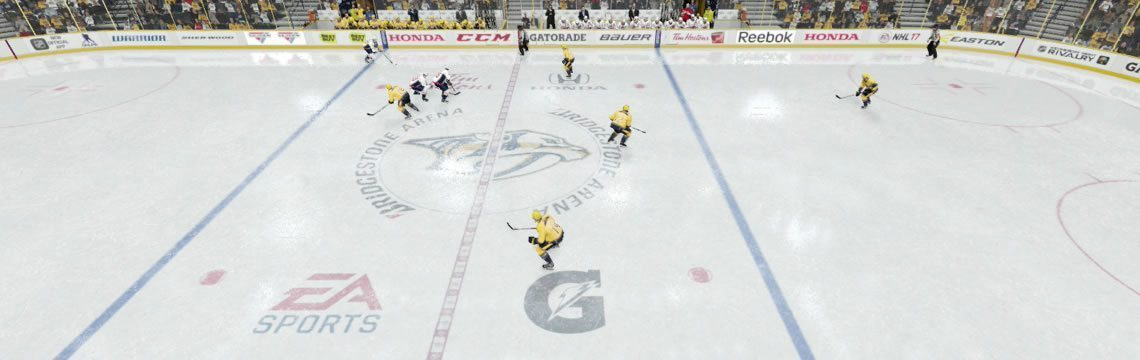 Three players mid one up high and one deep in the defensive zone. The 1-3-1 neutral zone trap!